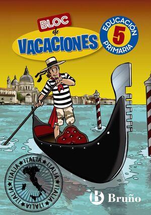 BLOC DE VACACIONES 5