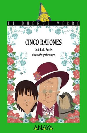 CINCO RATONES