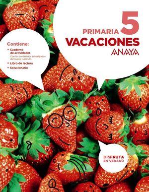VACACIONES 5.
