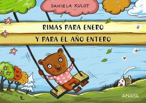 RIMAS PARA ENERO Y PARA EL AÑO ENTERO