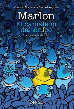 MARLON.EL CAMALEÓN DALTÓNICO