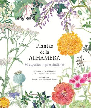 PLANTAS DE LA ALHAMBRA