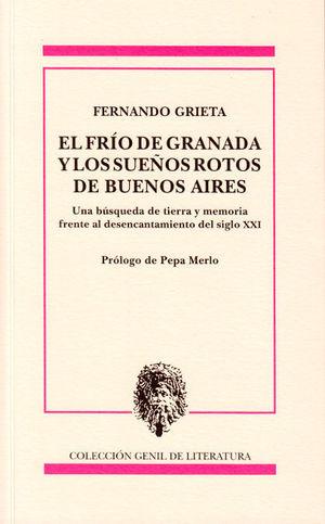 FRIO EN GRANADA Y LOS SUEÑOS,EL