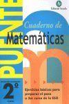PUENTE MATEMÁTICAS, 2 ESO
