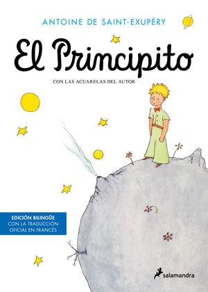 EL PRINCIPITO ESPAÑOL-FRANCES NE
