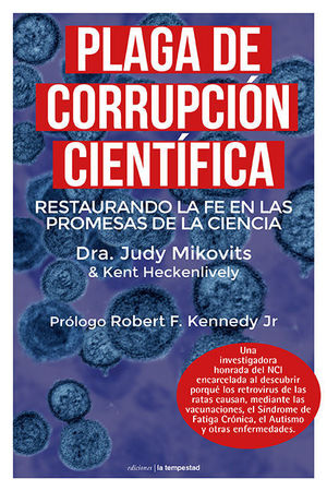 PLAGA DE CORRUPCION CIENTIFICA