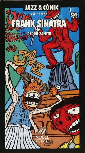 FRANK SINATRA JAZZ & COMIC (2 CD+ 1 COMIC)