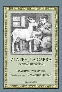 ZLATEH, LA CABRA Y OTRAS HISTORIAS