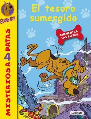 SCOOBY-DOO. EL TESORO SUMERGIDO