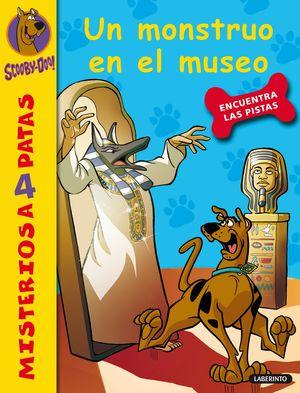 SCOOBY-DOO. UN MONSTRUO EN EL MUSEO