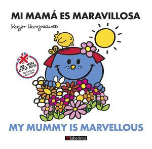MI MAMA ES MARAVILLOSA