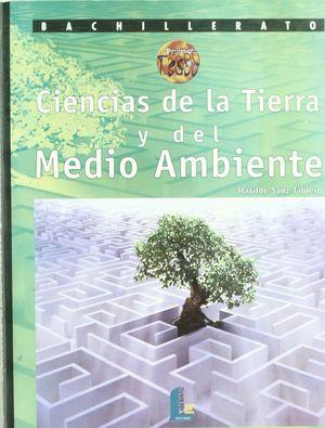 CIENCIAS TIERRA MEDIO AMBIENTE. 2.º BACHILLERATO