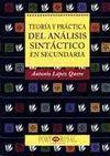 TEORIA Y PRACTICA DEL ANALISIS SINTACTICO
