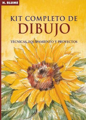 KIT COMPLETO DE DIBUJO