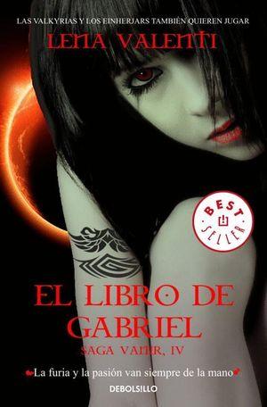 EL LIBRO DE GABRIEL (SAGA VANIR 4)