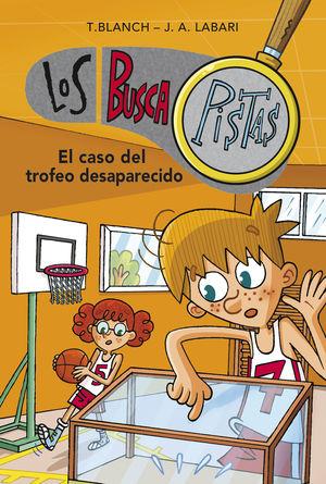 BUSCAPISTAS 7. EL CASO DEL TROFEO DESAPARECIDO