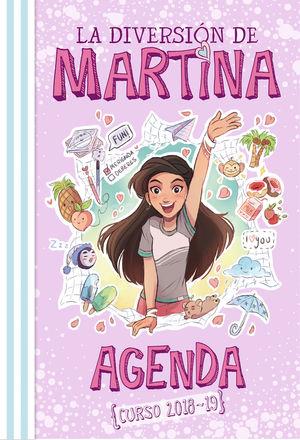 AGENDA LA DIVERSIÓN DE MARTINA 2018-2019