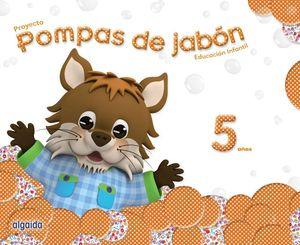 POMPAS DE JABÓN 5 AÑOS.