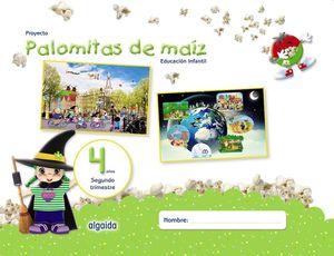 PALOMITAS DE MAIZ 4 AÑOS 2ºTRIMESTRE
