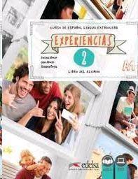 EXPERIENCIAS 2 (NIVEL A1) - LIBRO DEL ALUMNO