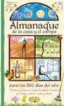 ALMANAQUE DE LA CASA Y EL CAMPO