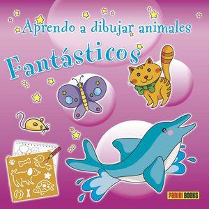 APRENDO A DIBUJAR ANIMALES FANTÁSTICOS