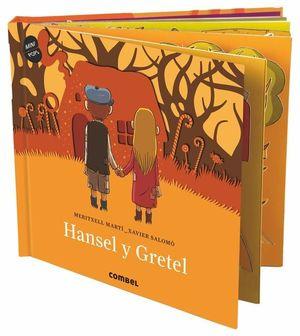 HANSEL Y GRETEL MINIPOPS