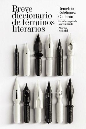 BREVE DICCIONARIO DE TÉRMINOS LITERARIOS