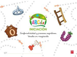 GRAFOMOTRICIDAD ABCOLE INICIACION 18 3 AÑOS