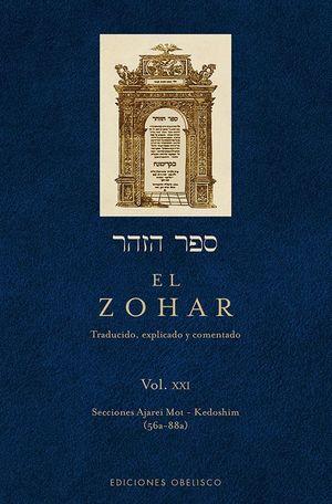 EL ZOHAR, (VOL.21)