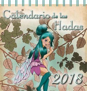 2018 CALENDARIO DE LAS HADAS