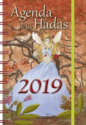 2019 AGENDA DE LAS HADAS