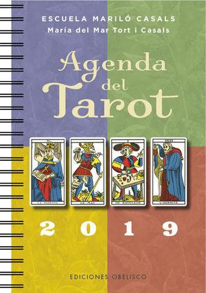 2019 AGENDA DEL TAROT