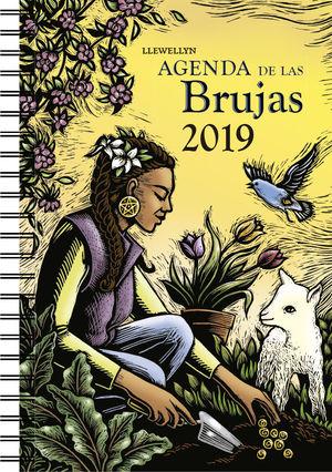 2019 AGENDA DE LAS BRUJAS