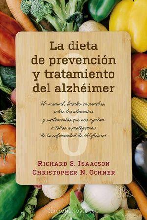 DIETA DE PREVENCION Y TRATAMIENTO DEL ALZHEIMER, LA