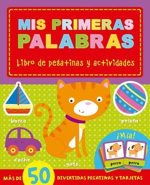 ACTIVIDADES PARA APRENDER - MIS PRIMERAS PALABRAS