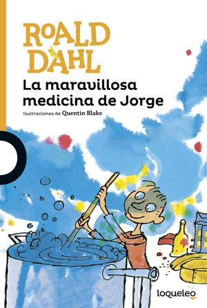 LA MARAVILLOSA MEDICINA DE JORGE 10 AÑOS