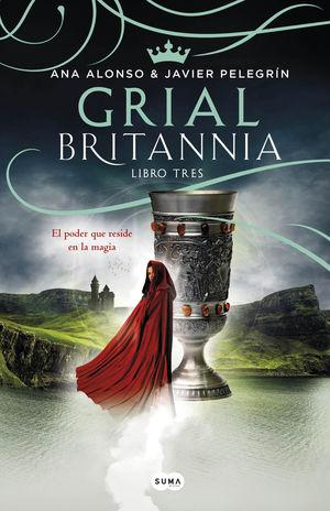 GRIAL (BRITANNIA. LIBRO 3)