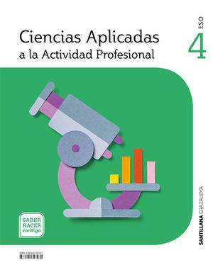 4ESO CIENCIAS APLICADA ACT PROF AND ED21