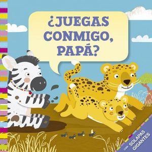 JUEGAS CONMIGO PAPA?
