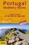 MAPA DE CARRETERAS DE PORTUGAL, MADEIRA Y AZORES 1:340.000 - (DESPLEGABLE)