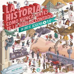 HISTORIA DEL MUNDO COMO NUNCA ANTES TE LA HABIAN CONTADO,LA