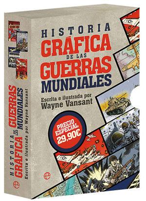 HISTORIA GRAFICA DE LAS GUERRAS MUNDIALES
