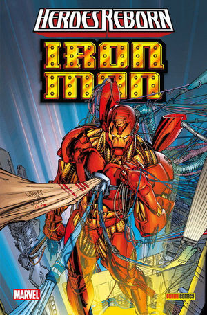 HEROES REBORN 03 IRON MAN