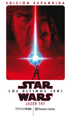 STAR WARS:LOS ÚLTIMOS JEDI