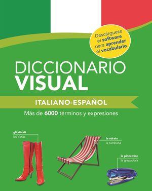 DICCIONARIO VISUAL - ITALIANO / ESPAÑOL