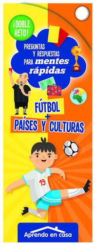 FUTBOL+PAISES Y CULTURAS:DOBLE RETO/PREG.RESP.MENT