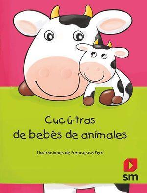 CUCÚ-TRAS DE BEBS DE ANIMALES