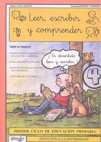 LEER ESCRIBIR Y COMPRENDER 4