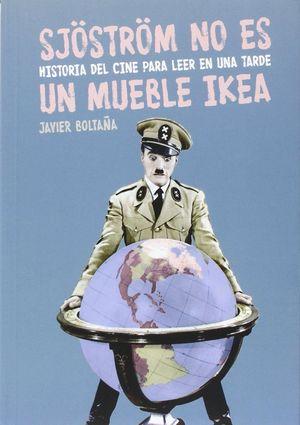 SJÖSTROM NO ES UN MUEBLE IKEA. HISTORIA DEL CINE PARA LEER UNA TARDE